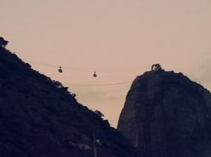 cable cars - so beautiful from the ground