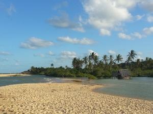 natural pools on praia dos nativos